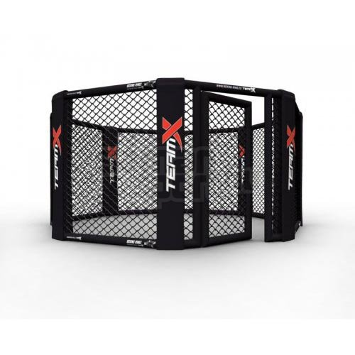 MMA gyakorló ketrec - 6 méteres
