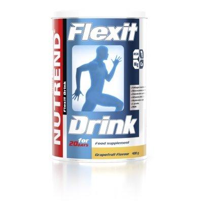 Nutrend, Flexit Drink, ízületvédő, 400 g