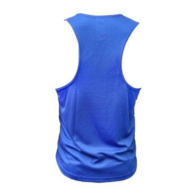 Box trikó, Saman, Competition, kék
