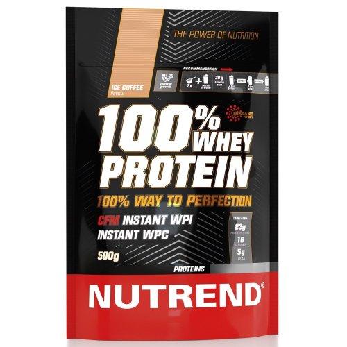 Nutrend, 100% Whey Protein, 500 g 5 ízben