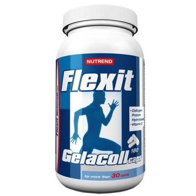 Nutrend, Flexit Gelacoll, ízületvédő, kapszula
