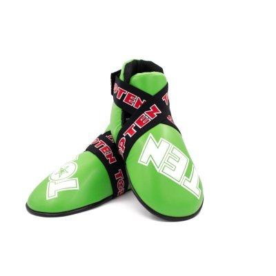 Lábfejvédő, Top Ten, Super Light, WAKO, Zöld szín, XS méret