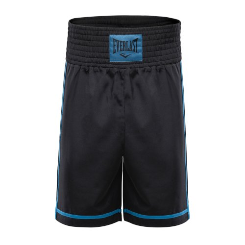 Box nadrág, Everlast, Cross, férfi, Fekete-kék szín, L méret