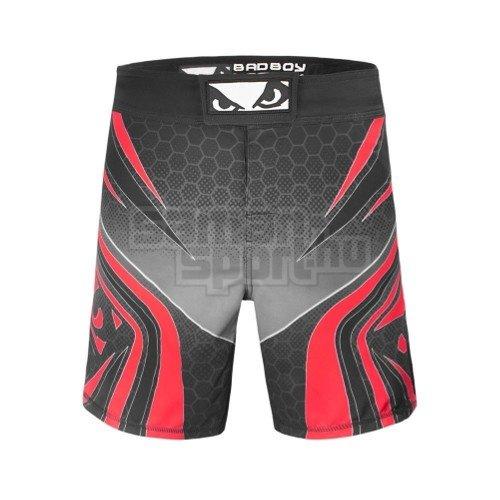 MMA nadrág, Bad Boy, Legacy Evolve, fekete-piros, S méret