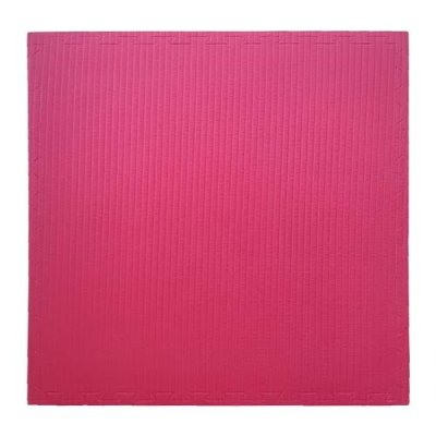 Karate Tatami, 1m*1m*2cm, Professional Double, piros-kék