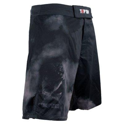 MMA nadrág, Top Ten, Bubalus, fekete