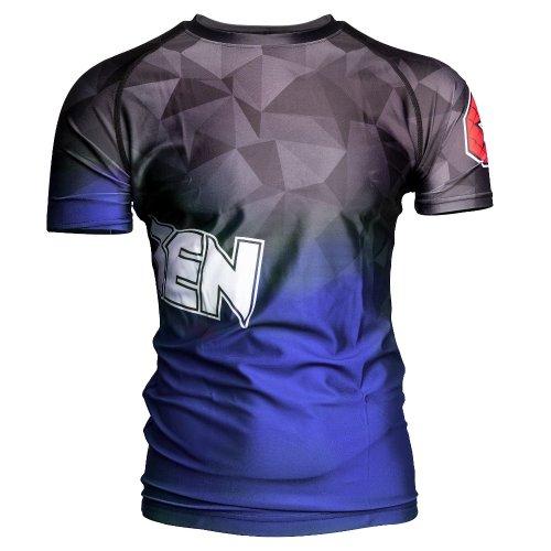 MMA Rashguard, Top Ten, Prism, Kék szín, S size, Kék szín, S méret, Kék szín, S mărimea, Kék szín, S size, Kék szín, S méret, Kék szín, S méret