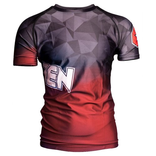MMA Rashguard, Top Ten, Prism, Piros szín, S size, Piros szín, S méret, Piros szín, S mărimea, Piros szín, S size, Piros szín, S méret, Piros szín, S méret