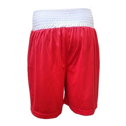 Box nadrág, Saman, Competition, piros