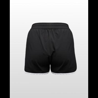 Box nadrág, Everlast, Laly Short, női, fekete-fehér