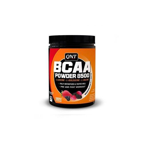QNT, BCAA 8500 Instant, aminosav, 350 g