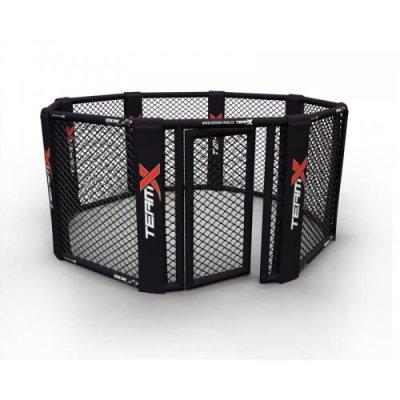 MMA gyakorló ketrec - 4 méteres
