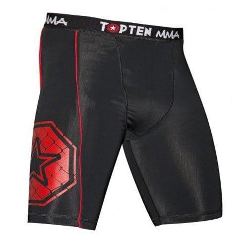 MMA védőnadrág, Top Ten, betéttel, XXL méret