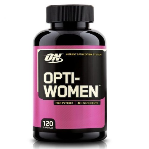 Optimum Nutrition, Opti-Women, multivitamin nőknek, 120 tabletta