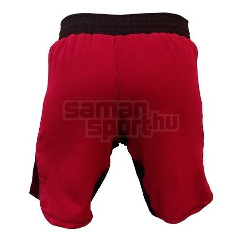 MMA nadrág, Saman, az ELNYŰHETETLEN Adamant, piros, M méret