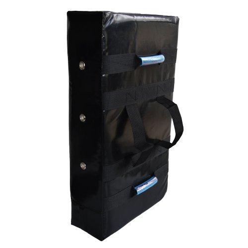 Ütő- és rúgópajzs, Phoenix, Pro Tech Max, 70x40x18 cm, fekete