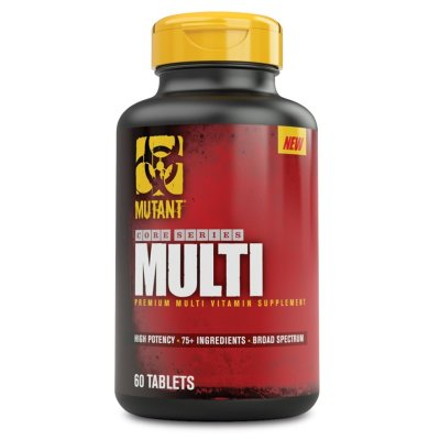 Mutant, MULTI, multivitamin, 60 tabletta