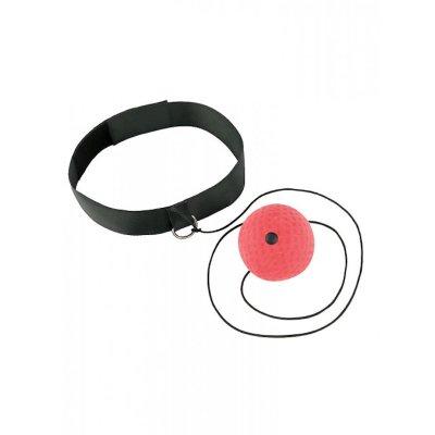 Focus Reflexlabda, fejlabda 60mm, 80cm elasztikus zsinórral
