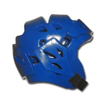 Fejvédő, Saman, Fight, Dipped foam, kék, XS méret