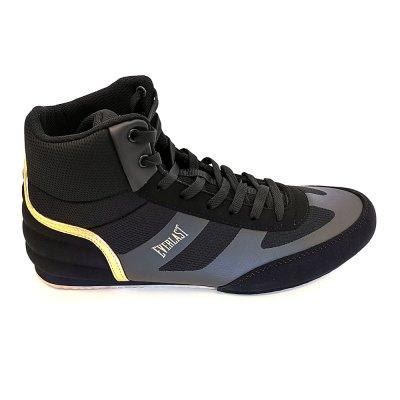 Box cipő, Everlast, Shadow, Fekete-arany szín, 44 méret