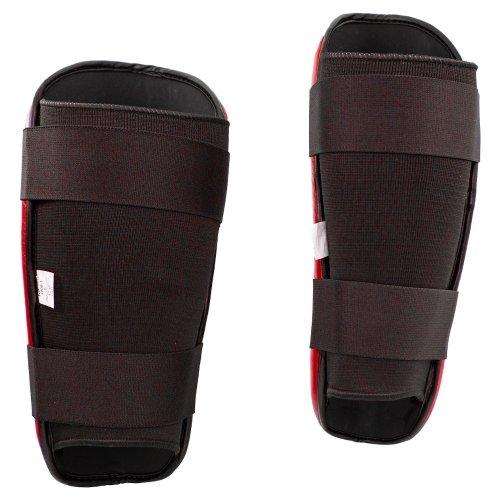 Shin Guard, Top Ten, WAKO Style, Piros szín, XL size, Piros szín, XL méret, Piros szín, XL mărimea, Piros szín, XL size, Piros szín, XL méret, Piros szín, XL méret