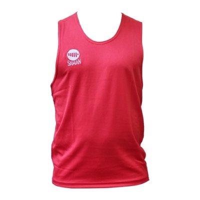 Box trikó, Saman, Competition, piros