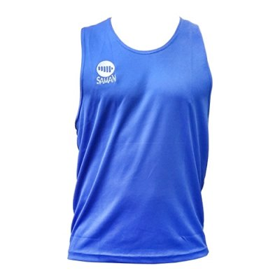 Box trikó, Saman, Competition, kék, XXL méret
