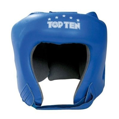 Fejvédő, Top Ten, AIBA, Kék szín, S méret